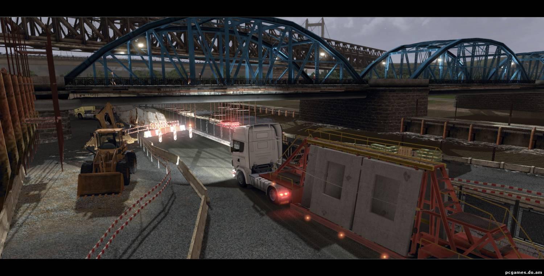 View the mod db euro truck simulator 2 image screenshot euro truck simulator 2, screenshot, image, screenshots